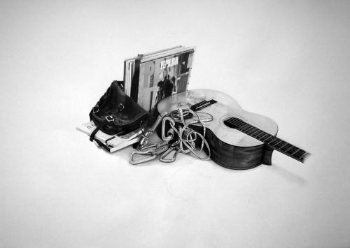 guitarra escalada música